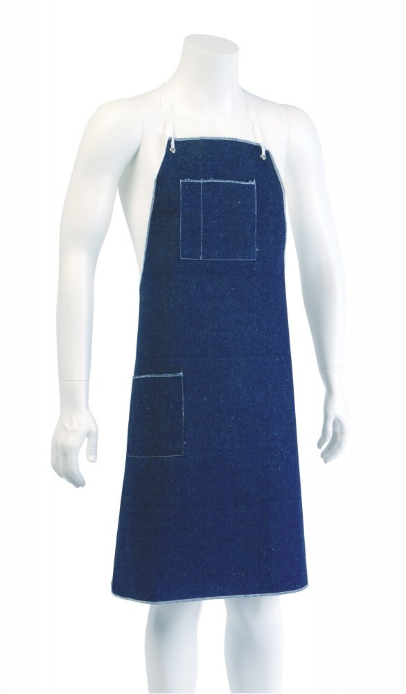 Apron, Heavy Denim
