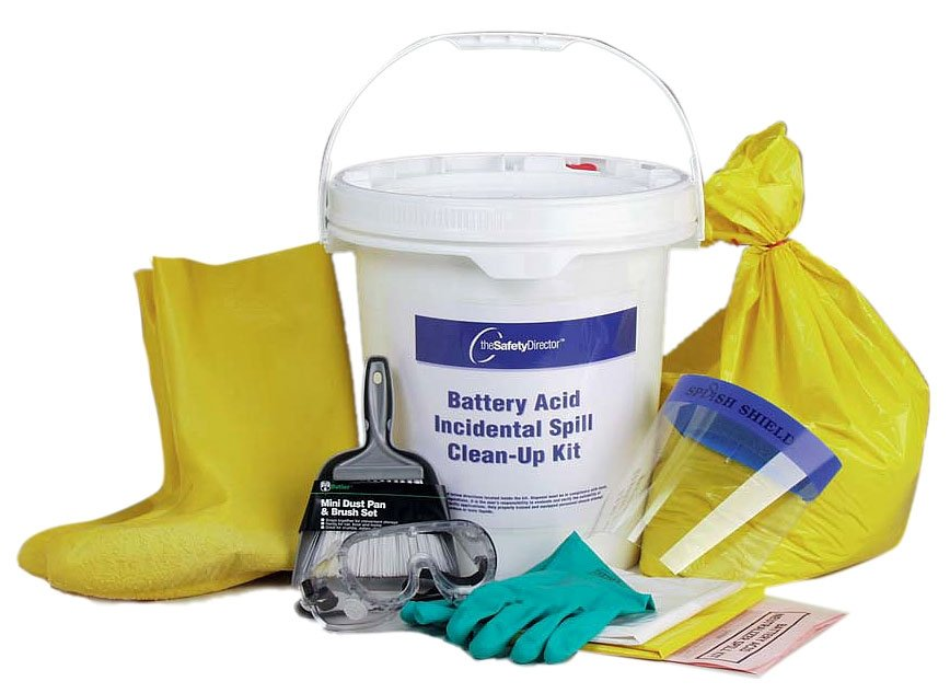 Battery Acid Clean-Up Kit