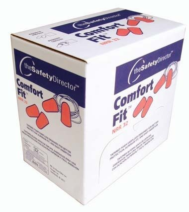 Comfort Fit Earplugs