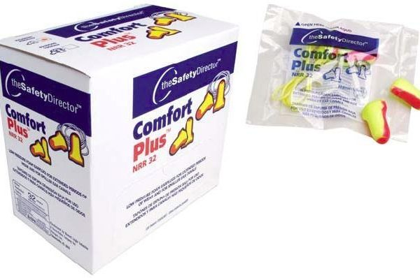 Comfort Plus Earplugs