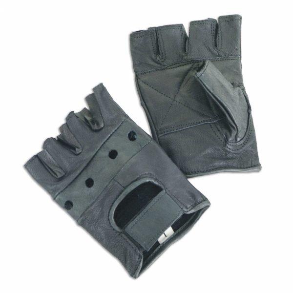 Fingerless Leather
