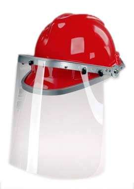 Hard Hat Faceshield Brackets