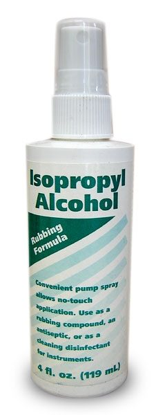 Isopropyl Alcohol Pump