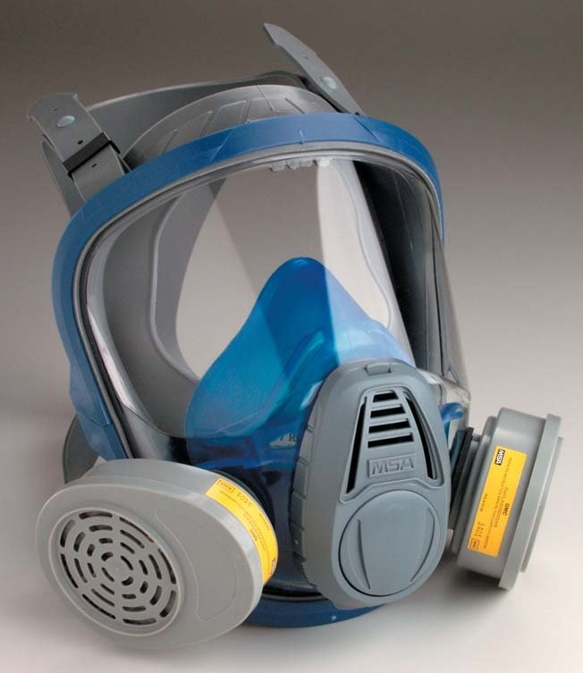 MSA Advantage 3200 Full-Face Respirator