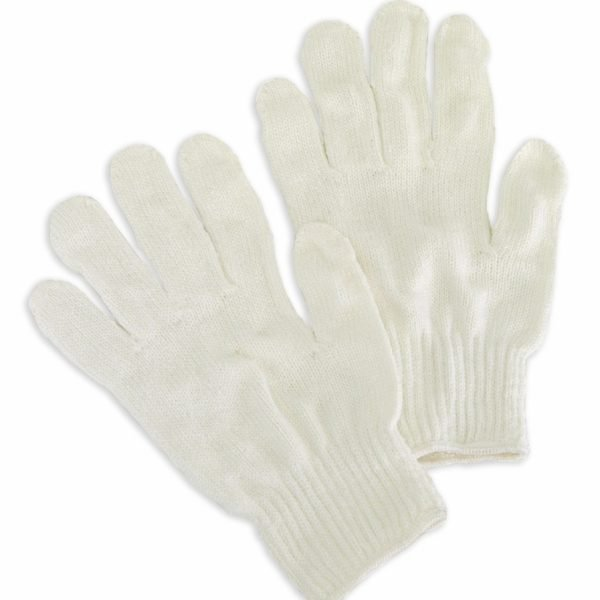 Multi-Purpose Bleached White Regular Weight Glove