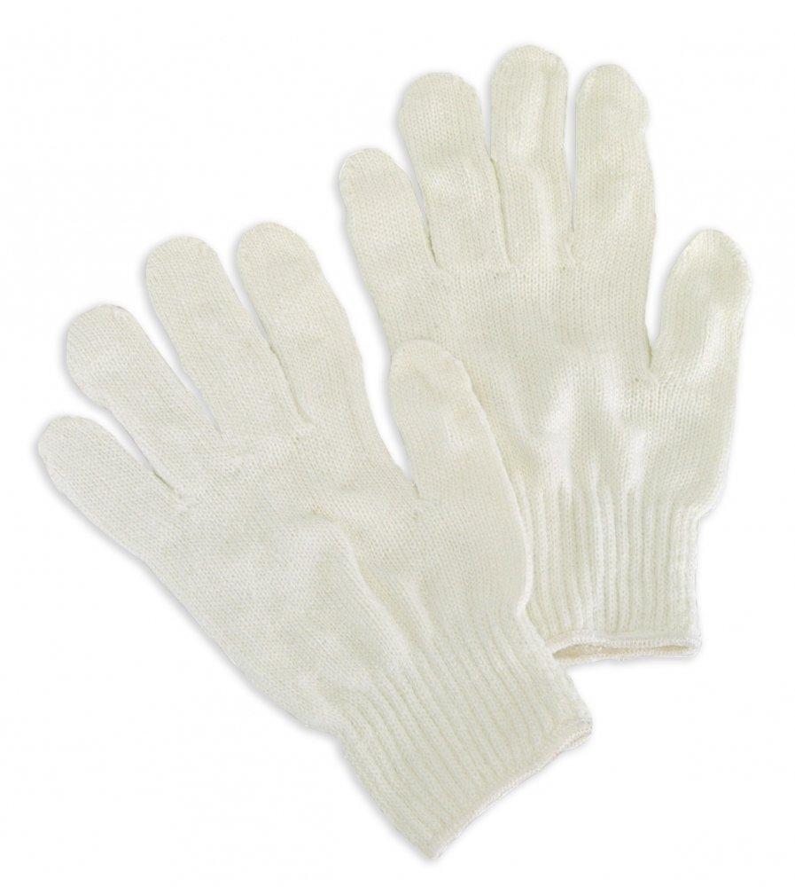 Multi-Purpose Bleached White Regular Weight Glove