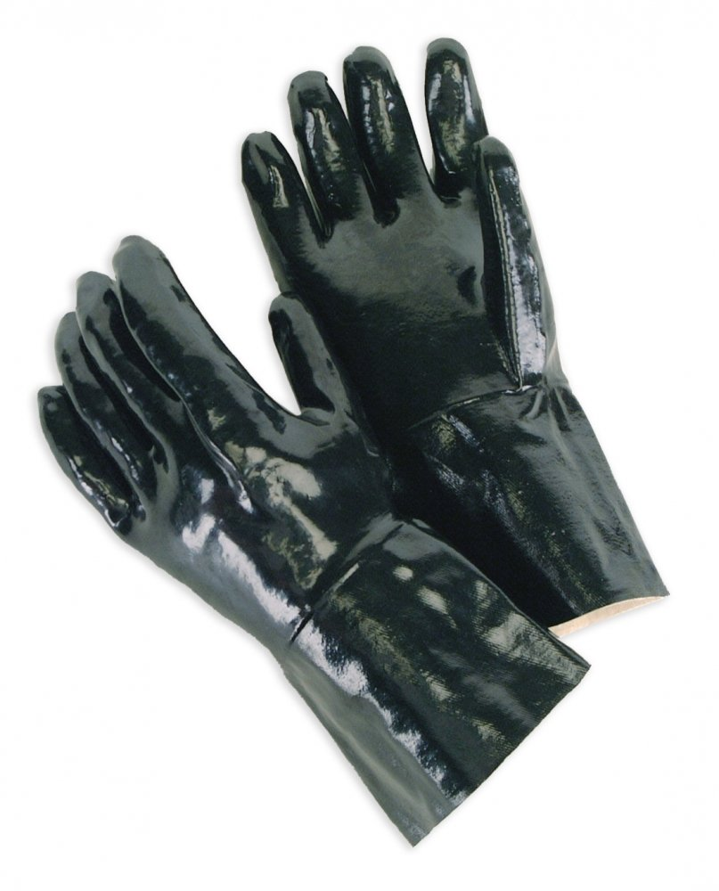 """Neoprene Fully Coated With 12"""" Gauntlet Smooth Finish"""