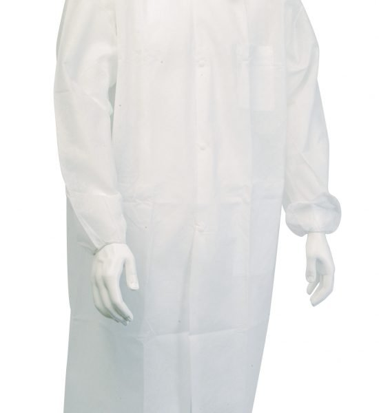 Polypropylene Lab Coat