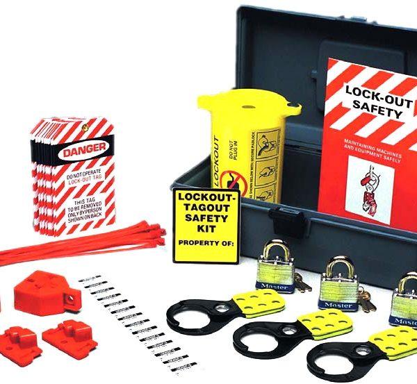 Portable Lockout/Tagout Kit