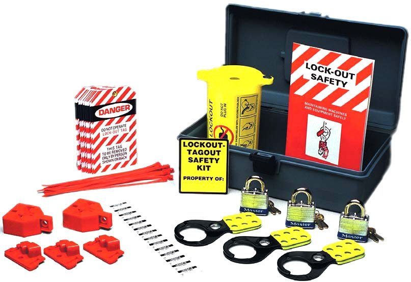 Portable Lockout/Tagout Kit