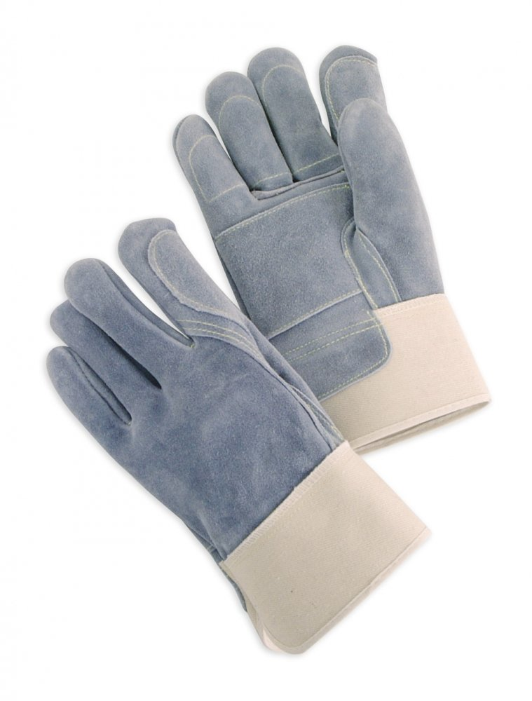 Premium Side Leather Palms With Reinforced Straight Thumb