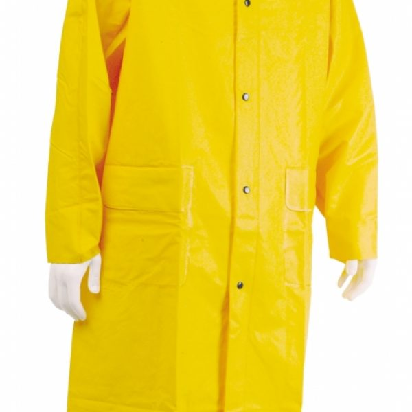 Rainwear 0.35mm, 2 pc Coat, Full Feature
