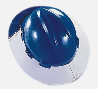 Sun Shield (fits MSA hard hats)