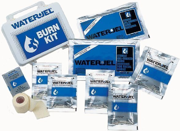 Water-Jel Burn Kits