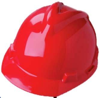 MSA V-Gard Hard Hat (cap-brim style)