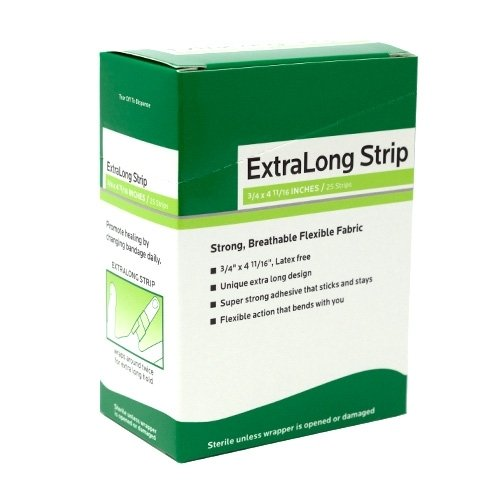 Extra Long Strip Bandage