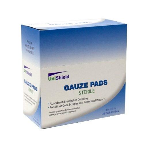 Gauze Pads 12 ply, Sterile