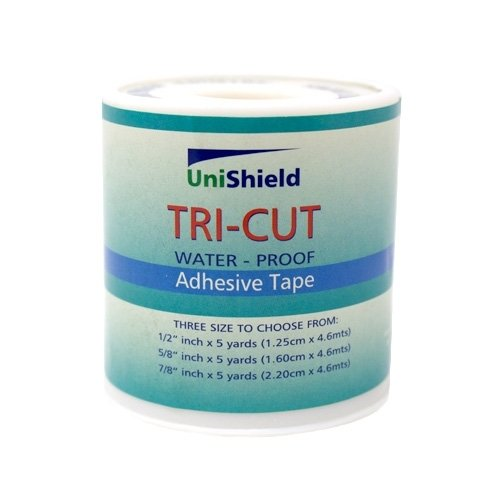 Adhesive Triple-Cut Tape