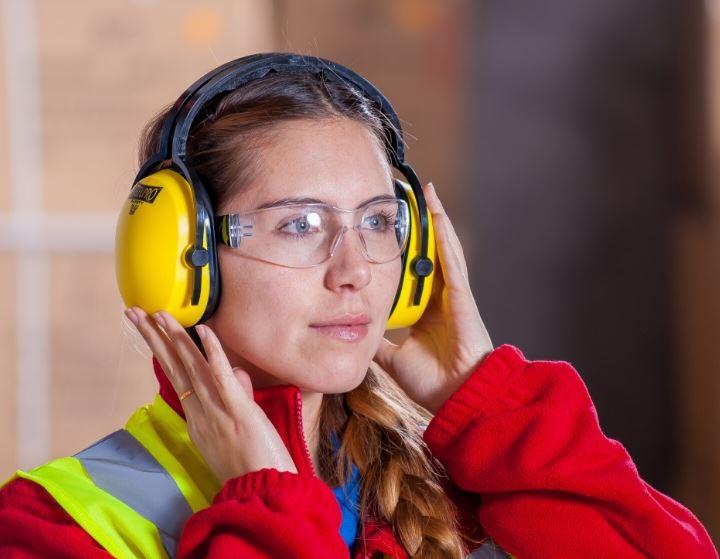 worker hearing